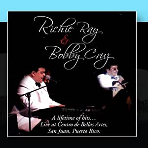 Richie Ray & Bobby Cruz - A life time of Hits (Live At Centro De