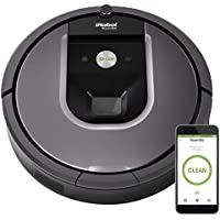 iRobot Roomba 960 Robot Vacuum Works With Alexa & Wi-Fi Connected Mapping