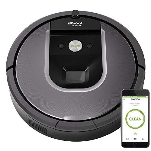 iRobot Roomba 960 Robot Vacuum WIFI Connected (Renewed)