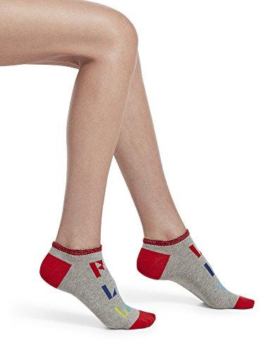 HUE womens Footsie Ankle Sock Gift Box Set 2 Pair Pack