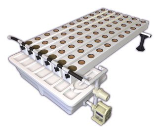 (General Hydroponics Aeroflo2 Aeroponics System - 60 Sites)