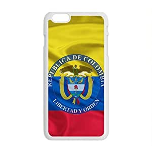 Republica de Colombia libertad y orden Cell Phone Case for iPhone plus 6 wangjiang maoyi