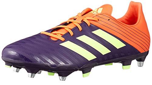 adidas Malice SG Rugby Boots, Orange, US 10