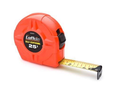 Lufkin L625SCTMP 1 Inch 25 Feet Centering