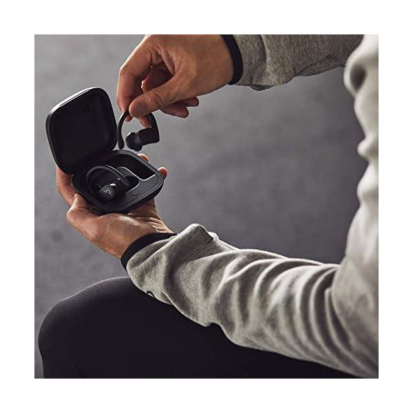 Powerbeats Pro Totally Wireless & High-Performance Bluetooth Earphones Black (Renewed) 6