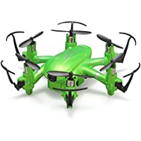 JJRC H20W Phone Wifi FPV Real Time with HD Camera LED RC Mini Drone 6 Axle 2.4G 4CH 3D Flip Headless Hexacopter RTF Toys - Green