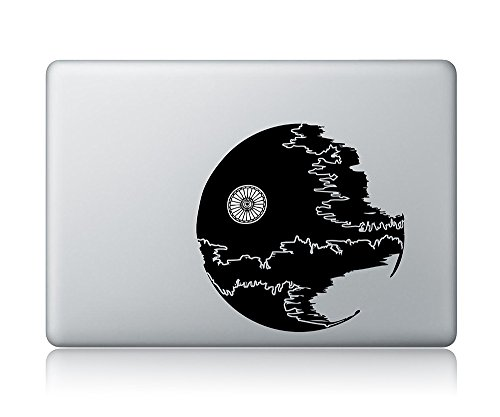 Death Macbook Laptop Sticker Retina