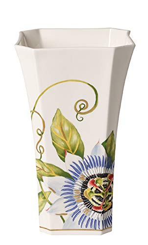 Villeroy & Boch Amazonia Gifts, Porcelain Bone China Large Vase, Multi-Colour