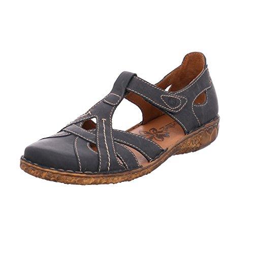 Josef Seibel Dames Rosalie 29 Gesloten Sandals Blue (blauw)