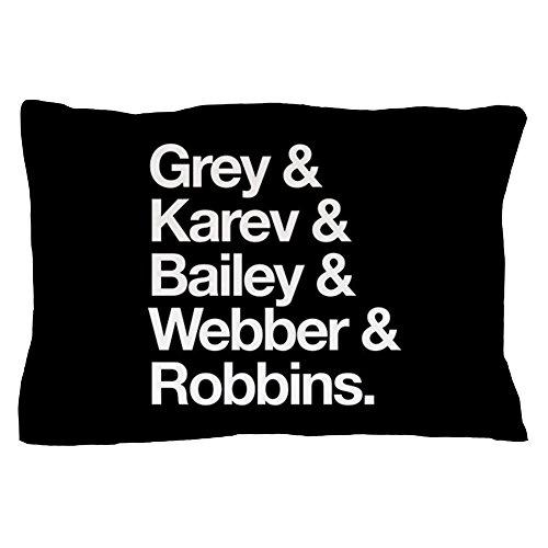 - CafePress Greys Standard Size Pillow Case, 20
