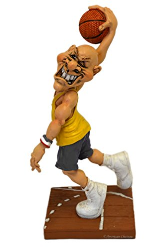 resin basketball statues - 7