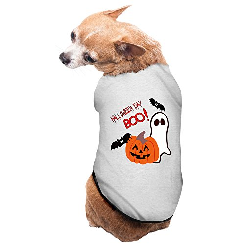 CoCe Dog's Halloween Costumes Easy Symbol Dog Jackets Fleece M Gray