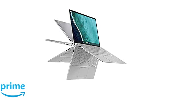 Amazon com: ASUS Chromebook Flip C434TA-DSM4T 2-in-1 Laptop