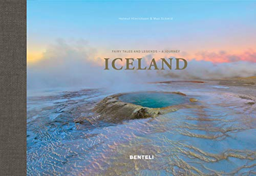 Fairy Tales and Legends - A Journey. Iceland