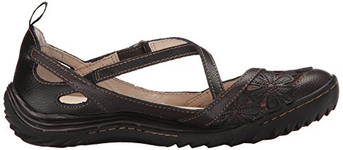 Jambu Women's Blossom Encore Mary Jane Flat Black Earth the cheapest buy cheap price cheap sale affordable footaction cheap online xEFkblW8wp