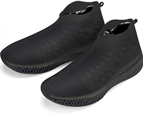 [スポンサー プロダクト][AOTIBESO] シューズカバー 防水 雨 雪 泥除け 靴カバー アウトドア防水靴カバー 滑り止め 梅雨対策 レイン シューズ シリコンシューカバー 耐摩耗 通勤 通学 自転車 登山 持ち運びが簡単 男女兼用 子供も適用