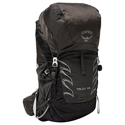 Osprey Packs Talon 33 Backpack, Black, M/l, Medium/Large
