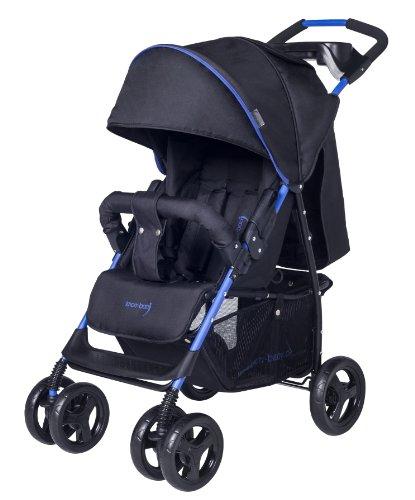 knorr-baby 820004 Sportwagen Vero mit Schlummerverdeck