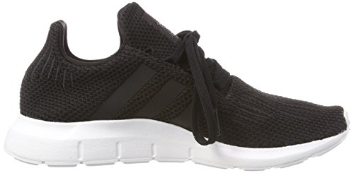 de 0 Negro Adidas Swift Black Black Gimnasia White para Hombre Core Core Run Footwear Zapatillas px4R6xwrtq