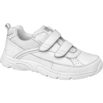 Drew Shoe Women's Phoebe Athletic Shoe,White Calf,12 N US by Drew Shoe