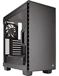 Corsair Carbide Clear 400C Compact Mid-Tower Case