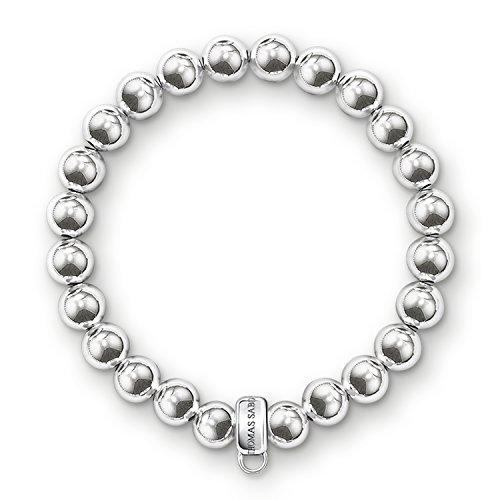 Thomas Sabo Charm Club, Femmes bracelet, Argent sterling 925