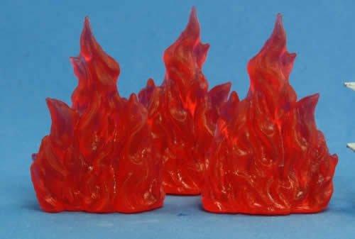 Wall of Fire (3) Miniature