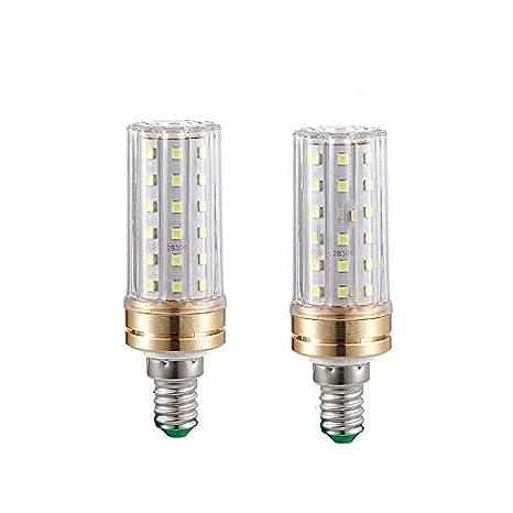ypqh bombilla de luz LED súper brillante atenuación tricolor e27E14 tornillo de iluminación de bajo consumo para el hogar 12W, 12W [luz neutra 4000K], ...
