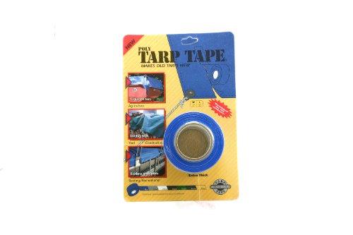 Tarp Tape TB-35 2-Inch Tarp Tape, Blue