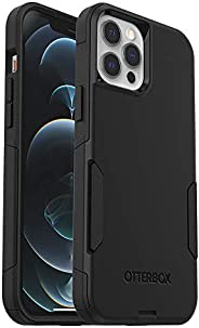 OtterBox Commuter Series Case for iPhone 12 Pro Max - Black (77-65927)