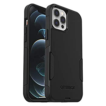 OtterBox COMMUTER SERIES Case for iPhone 12 Professional Max – BLACK
