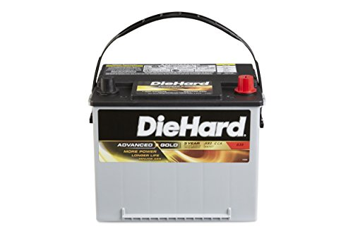 DieHard 38275 Advanced Gold AGM Battery (GP 35) by DieHard (Image #1)