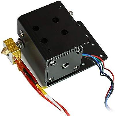 Anet - Kit de extrusora de piezas para impresora 3D MK8 con motor ...