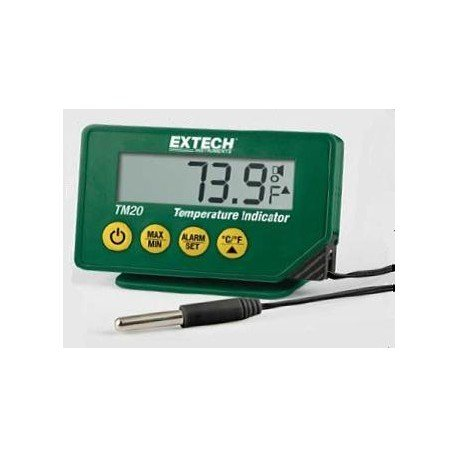 - Extech TM20 Extech TM20 Waterproof Thermometer; 3/4