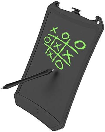 LKJASDHL 8.5インチLcdハンドボード子供用ハンドペインティングボードLcdライト電子LCDライティングボードハイライト太字グラフィックタブレット (色 : 黒)