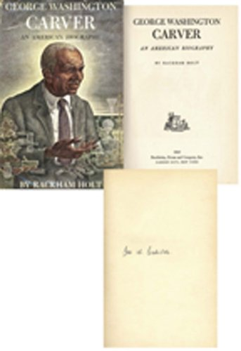 Ebook George Washington Carver An American Biography ...