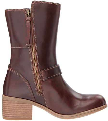 Women's Engineer Boot Oasis Maypearl Tan Dark CLARKS p4qHxwAdnq