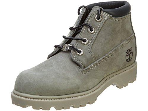 Timberland Nellie Chukka Boot Men's Footwear Style : 22369, Gray Nubuck, 5.5