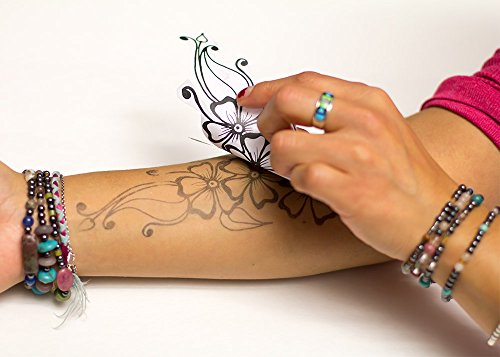 Mehndi Henna Kit Price : Henna city all natural jagua tattoo kit oz desertcart