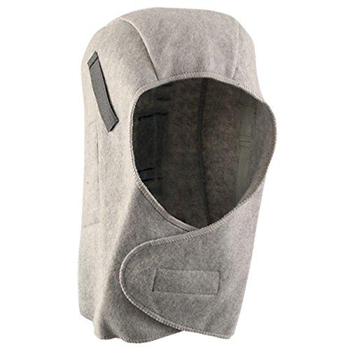 OccuNomix Charcoal Gray Super Heavyweight Fleece Liner. (8 Each) ()