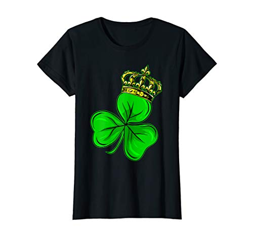 St Patricks Day Shamrock Shirt Irish Princess Costume Gift -