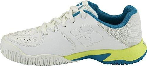 Babolat Pulsion All Court Junior - Weiß/Blau