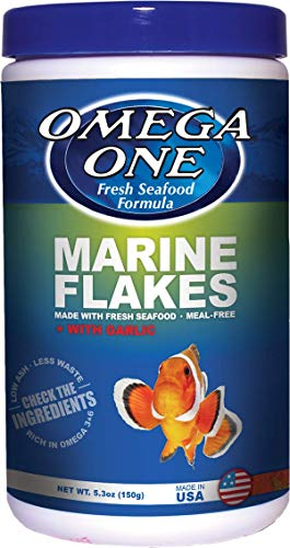 (OMEGA One Garlic Marine Flake 5.3oz )