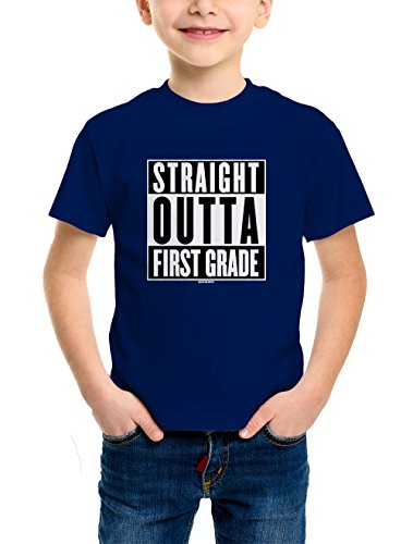 Straight Outta First Grade T shirt