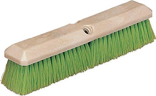 Carlisle 36121475 Commercial Vehicle Wash Brush , 14'', Green