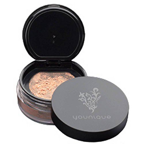 Younique Touch Loose Powder Foundation CREPE -LIGHT
