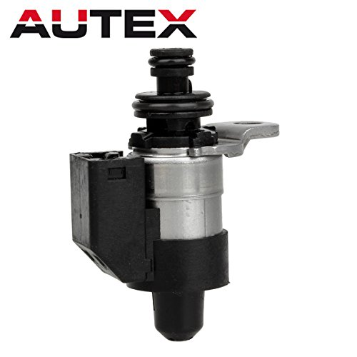 (AUTEX RE5R05A 46201-4C010 31941-90X00 Transmission PWM Direct High Low Reverse Input Solenoid 2002 Up)