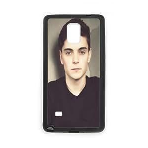 Diy Phone Cover Martin Garrix for Samsung Galaxy Note 4 N9100 WEQ039518