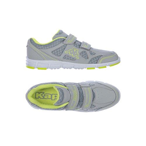 Zapatos de Deporte - Kappa4training Vaporal V Kid - Niños Grey-Lime