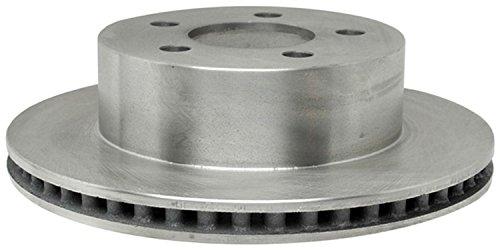 ACDelco 18A972A Advantage Non-Coated Front Disc Brake Rotor